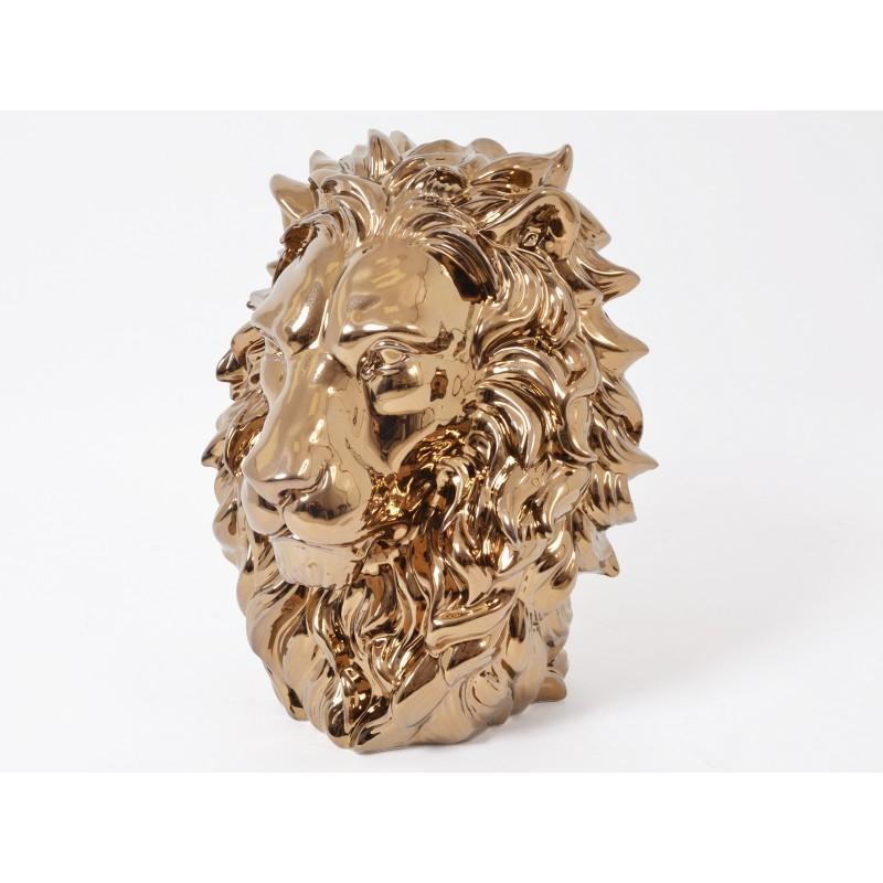 KING tête de lion 44 cm