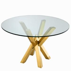 Table à Dîner Round TRIUM