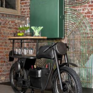 Bar Motocyclette