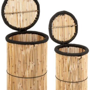 Set Paniers Bambou