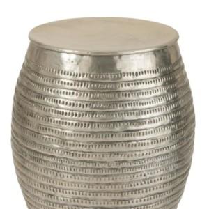 Tabouret Rond Aluminium