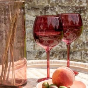 Verre À Vin en Verre Bordeaux