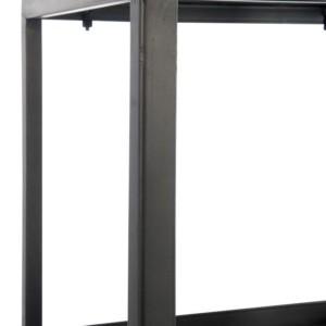 Etagère 5 Etages Metal Noir