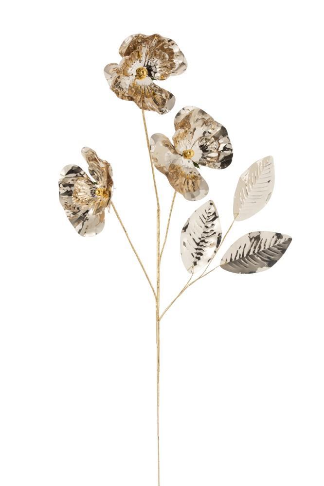 Fleur plastique