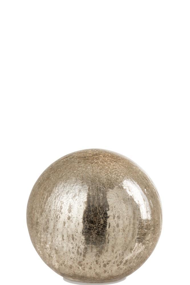 Boule LED verre CHAMP L