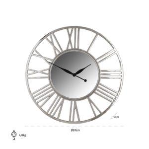 Horloge Silver