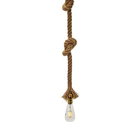 Lampe Corde suspendue